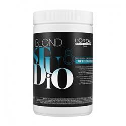 L'Oreal Professionnel Blond Studio Multi Tehniques Lightening Powder - Осветляющая пудра для мульти техник 500 гр