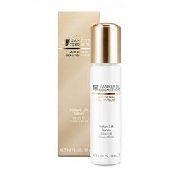 Janssen Cosmetics Mature Skin Instant Lift Serum - Антивозрастная лифтинг-сыворотка мгновенного действия с комплексом Cellular Regeneration 30 мл