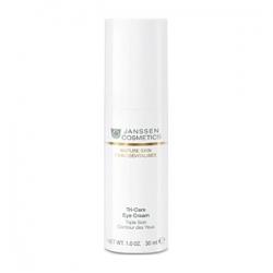 Janssen Cosmetics Mature Skin Tri-Care Eye Cream - Омолаживающий укрепл. крем для контура глаз с компл. Cellular Regeneration 30 мл