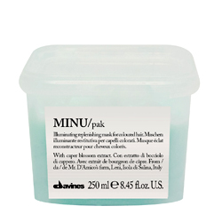 Davines Essential Haircare Minu mask - Восстанавливающая маска для окрашенных волос 250 мл