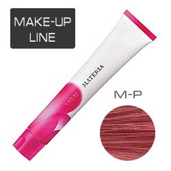LEBEL Краска для волос Materia M-P - Розовый MAKE-UP LINE 80 гр