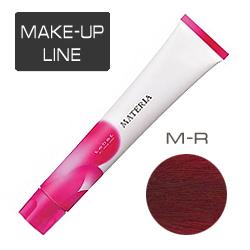 LEBEL Краска для волос Materia M-R - Красный MAKE-UP LINE 80 гр