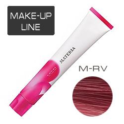 LEBEL Краска для волос Materia M-RV - Красно-фиолетовый MAKE-UP LINE 80 гр