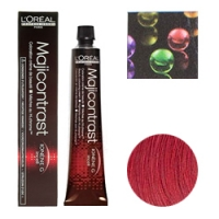 L'Oreal Professionnel Majicontrast - Краска для волос Мажиконтраст Красный 50 мл
