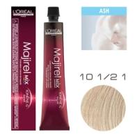 L'Oreal Professionnel Majirel - Краска для волос Мажирель 10 1/2.1 Супер светлый блондин суперосветляющий пепельный 50 мл