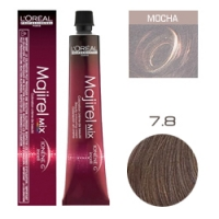 L'Oreal Professionnel Majirel - Краска для волос Мажирель 7.8 Блондин мокка 50 мл