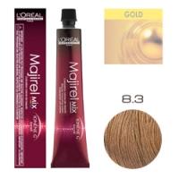 L'Oreal Professionnel Majirel - Краска для волос Мажирель 8.3 Светлый блондин золотистый 50 мл
