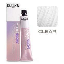 L'Oreal Professionnel Majirel GLOW Clear - Краска для волос Прозрачный 50 мл