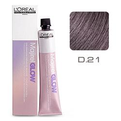 L'Oreal Professionnel Majirel GLOW Dark Base - Краска для волос .21 Зимняя Роза (для темных баз от 1 до 5) 50 мл