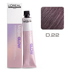 L'Oreal Professionnel Majirel GLOW Dark Base - Краска для волос .22 Ежевика (для темных баз от 1 до 5) 50 мл