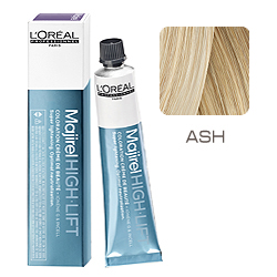 L'Oreal Professionnel Majirel High Lift Ash - Пепельный 50 мл