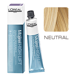 L'Oreal Professionnel Majirel High Lift Neutral - Нейтральный 50 мл