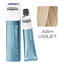 L'Oreal Professionnel Majirel High Lift Ash Violet - Пепельно-Перламутровый 50 мл