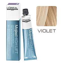 L'Oreal Professionnel Majirel High Lift Violet - Перламутровый 50 мл