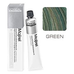 L'Oreal Professionnel Majirel MIX Green - Краска для волос Мажирель Микс Зеленый 50 мл