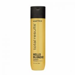 Matrix Total Results Blonde Care Shampoo - Шампунь для натуральных и окрашенных светлых волос 300 мл
