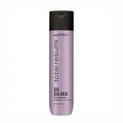Matrix Total Results Color Obsessed So Silver Shampoo - Шампунь для седых и светлых волос 300 мл