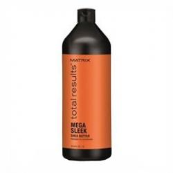 Matrix Total Results Sleek Lisse Shampoo - Шампунь для гладкости волос 1000 мл