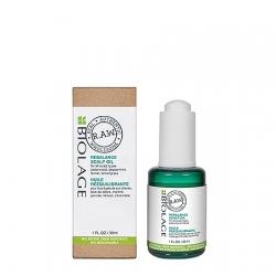 Matrix Biolage R.A.W Rebalance - Масло для кожи головы с экстрактами масел кедрового ореха, фенхеля, мяты перечной и лемонграсса 30 мл