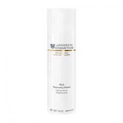 Janssen Cosmetics Mature Skin Rich Recovery Cream - Обогащенный антивозрастной регенерир. крем с компл. Cellular Regeneration 200 мл