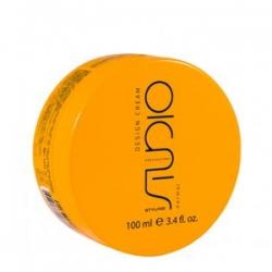 Kapous Studio Design Cream - Моделирующие сливки для укладки волос нормальной фиксации 100 мл