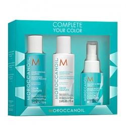 Moroccanoil Complete Your Color - Набор для сохранения цвета волос 70мл+70мл+50мл