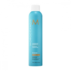 Moroccanoil Luminous Hair spray Finish Strong - Лак сильной фиксации, 330мл