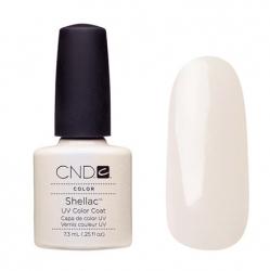 CND Shellac Гель-лак для ногтей Negligee 7,3 мл Нежно-розовый с неоновым отливом для французкого маникюра