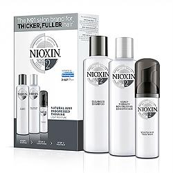 Nioxin System 2 Kit - Набор (Система 2) 150 мл+150 мл+40 мл