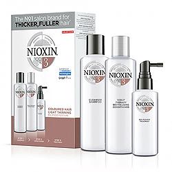 Nioxin System 3 Kit - Набор (Система 3) 150 мл+150 мл+50 мл