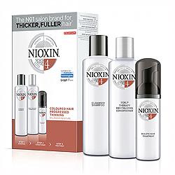 Nioxin Starter Kit System 4 - Набор (Система 4) 150 мл+150 мл+40 мл