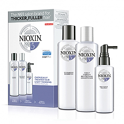 Nioxin System 5 Kit - Набор (Система 5) 150 мл+150 мл+50 мл