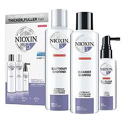 Nioxin System 5 Kit XXL - Набор (Система 5) XXL 300+300+100 мл