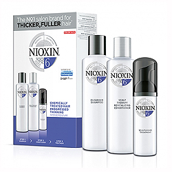 Nioxin System 6 Kit - Набор (Система 6) 150 мл+150 мл+40 мл