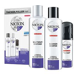 Nioxin System 6 Kit XXL - Набор (Система 6) XXL 300+300+100 мл