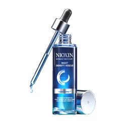 Nioxin Intensive Therapy Night Density Rescue - Ночная сыворотка для увеличения густоты волос 70мл