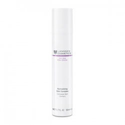 Janssen Cosmetics Oily Skin Normalizing Skin Complex - Нормализующий концентрат для жирной кожи 50 мл