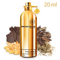 Montale Original Aoud «Оригинальный Уд» - Парфюмерная вода 20ml