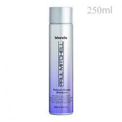 Paul Mitchell Platinum Blonde Shampoo - Оттеночный шампунь для светлых волос 250 мл