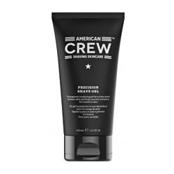 American Crew Precision Shave Gel - Гель для бритья 150мл