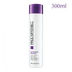 Paul Mitchell Extra-Body Daily Shampoo - Объемообразующий шампунь для ежедневного применения 300 мл