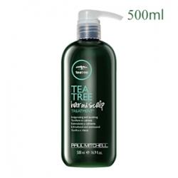 Paul Mitchell Tea Tree Special Hair and Scalp Treatment - Пилинг-уход для волос и кожи головы 500 мл