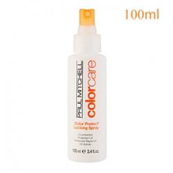 Paul Mitchell Color Protect Locking Spray - Защитный спрей для окрашенных волос 100 мл