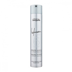 Loreal Professionnel Infinium Pure Soft Hairspray - Инфиниум Лак для волос без запаха средней фиксации (фикс. 2) 500 мл