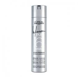 Loreal Professionnel Infinium Pure Soft Hairspray - Инфиниум Лак для волос без запаха средней фиксации (фикс. 2) 300 мл