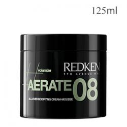 Redken Styling Aerate 08 - Крем-мусс для объема 125 мл