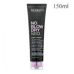 Redken No Blow Dry Bossy Cream - Крем - стайлинг для укладки густых и непослушных волос без термоинструментов 150 мл