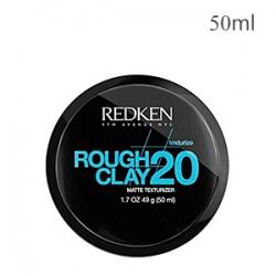 Redken Styling Rough Clay 20 - Пластичная текстурирующая глина с матовым эффектом 50 мл