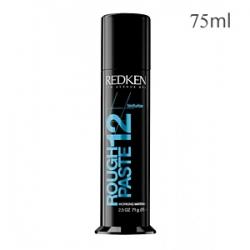 Redken Styling Rough Paste 12 - Паста для моделирования и текстурирования волос 75 мл