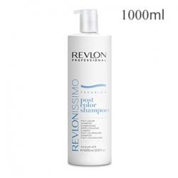 Revlon Professional Post Technics Color Shampoo - Шампунь после окрашивания 1000 мл